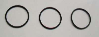 Thin O Ring for BASIN 1.1/4 Plugs Pack of 3 - 54001301
